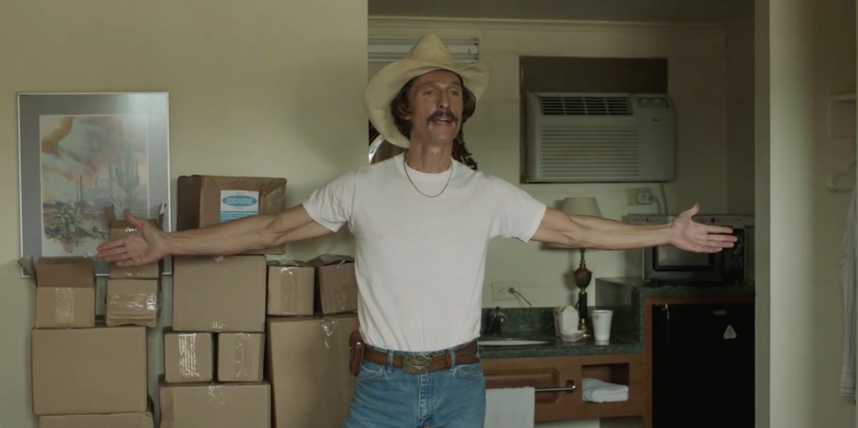 best LGBT movies on Netflix : Dallas Buyers Club