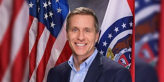 Missouri Gov. Eric Greitens admitted to having an extramarital affair, allegedly blackmailed the woman.