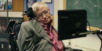 Stephen Hawking's new voice