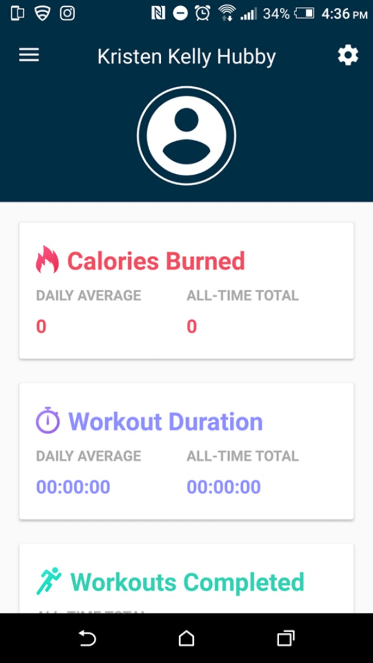 free workout apps : Personal Trainer: Home Workout
