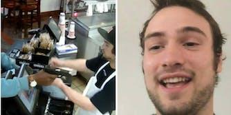Jimmy Johns cashier speaks