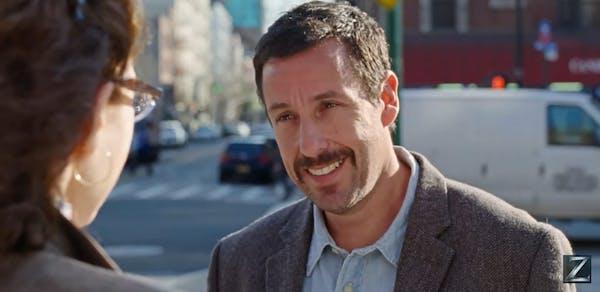 Adam Sandler movies ranked : Meyerowitz Stories