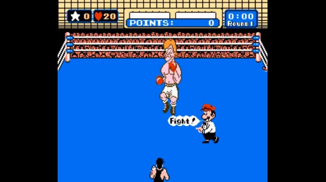 nes games: Punch-Out!!!