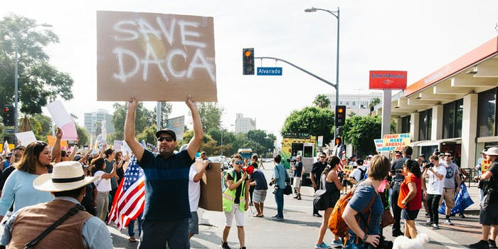 While Senators have reportedly come to an agreement on an immigration bill that would address the DACA program, its fate still remains unclear.