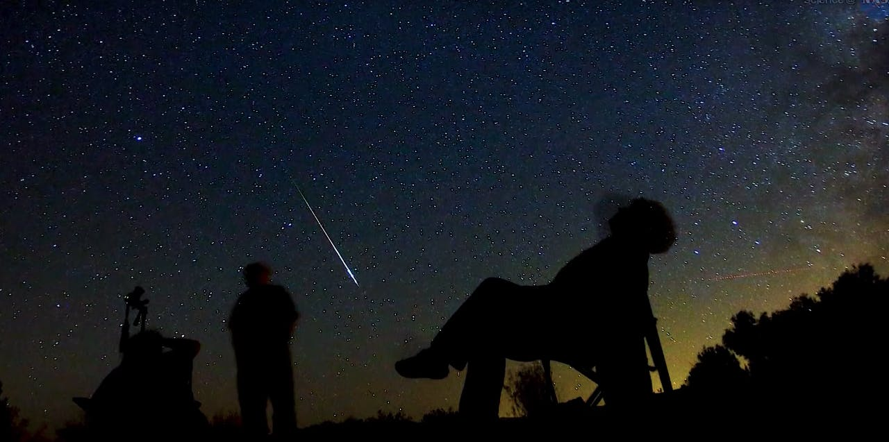 How to Watch Geminids Meteor Shower Tonight
