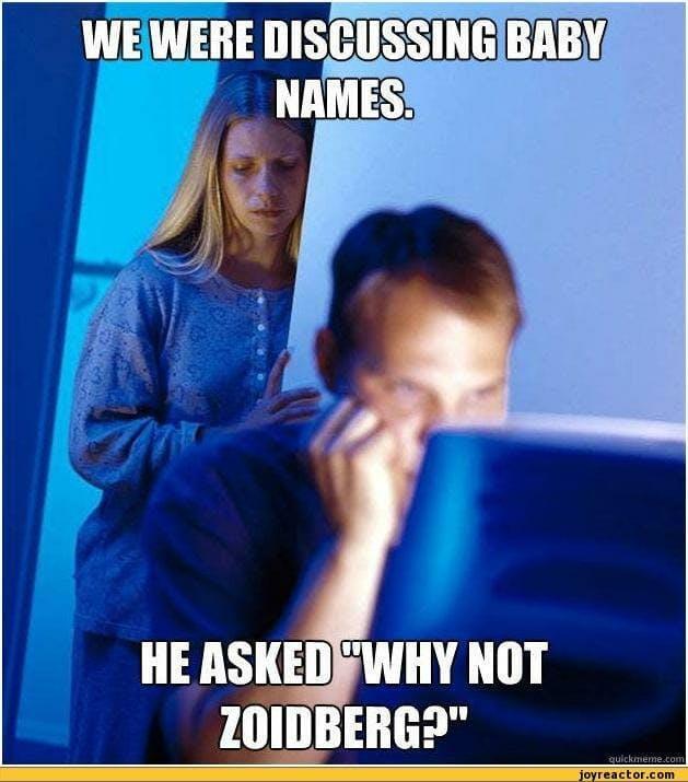 futurama memes : why not zoidberg baby