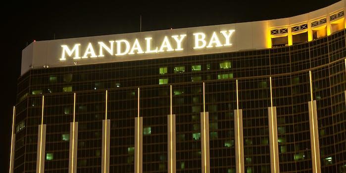 las vegas shooting : mandalay bay
