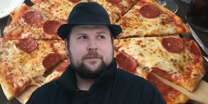 """Markus """"Notch"""" Persson pushes pizzagate conspiracy"""