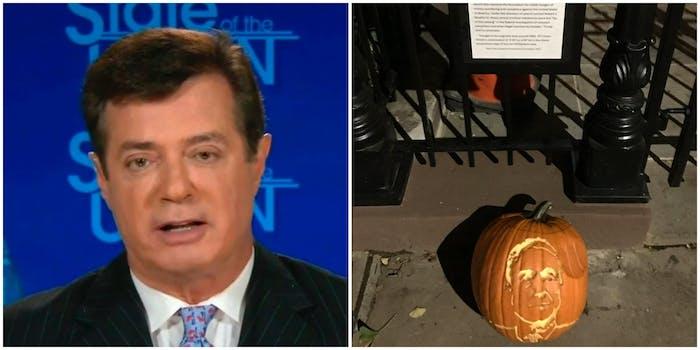 Mueller Pumpkin Manafort