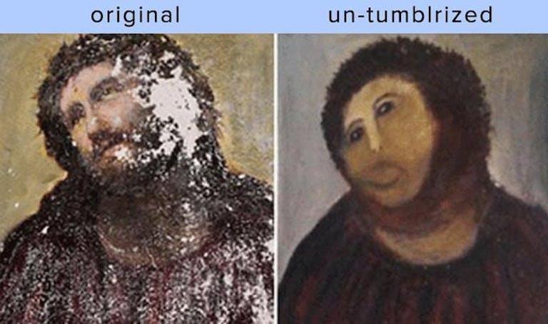 jesus ecce homo untumblrized