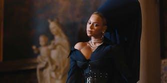 Beyoncé in Family Feud