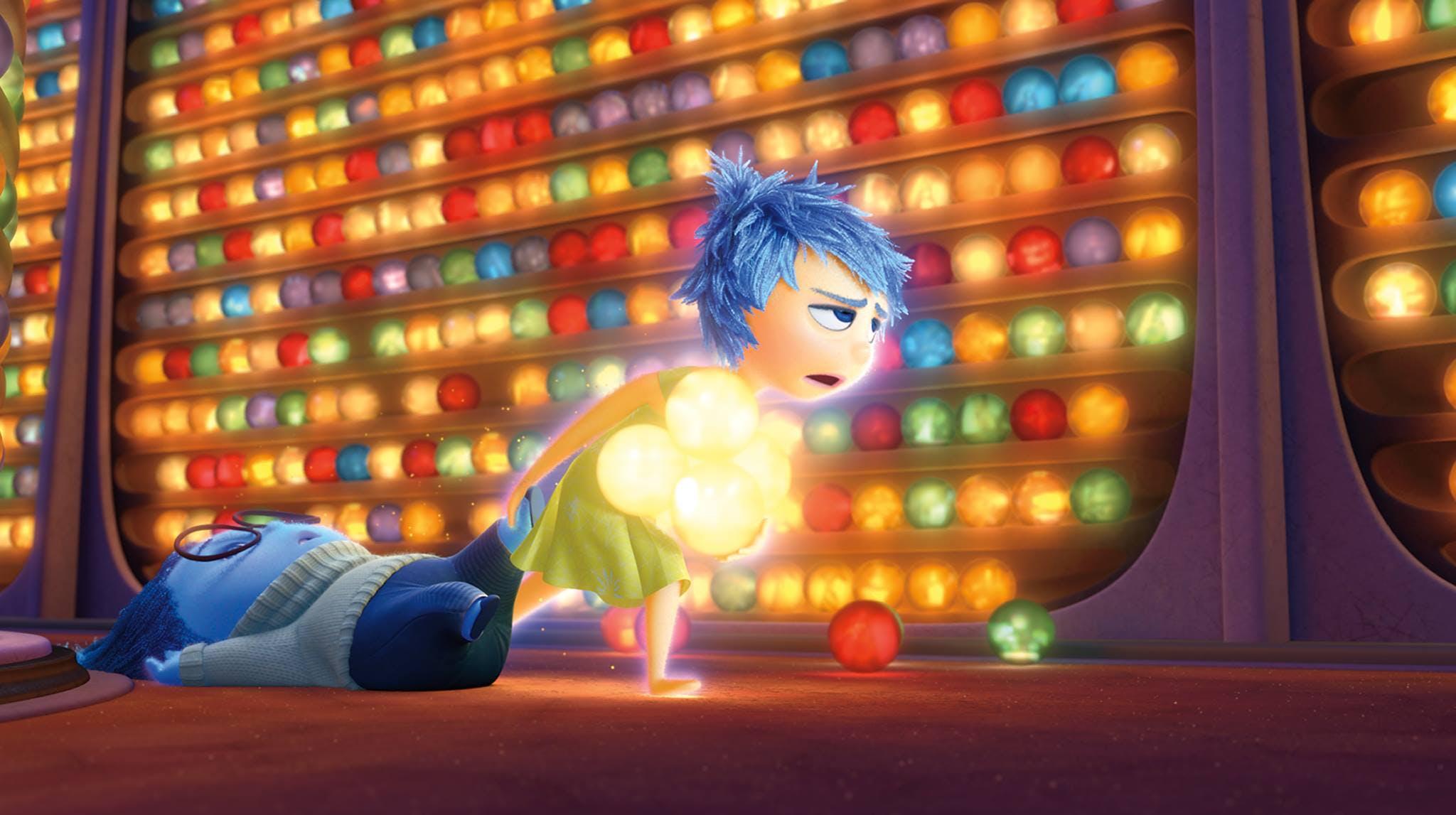 when did disney buy pixar : inside out