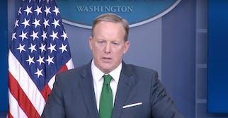 Sean Spicer March 15 Press Briefing