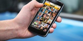 hookup apps : grindr