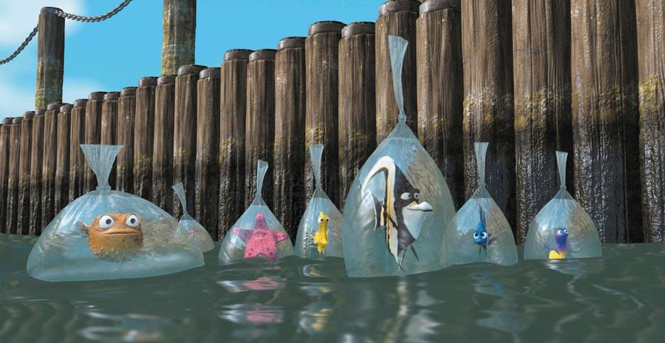 pixar facts : finding nemo