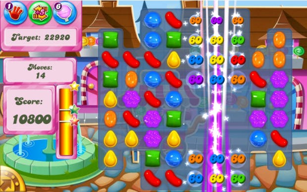 best android apps: Candy Crush