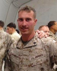 Sgt. Carson A. Holmquist
