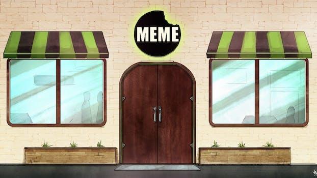 Meme Restaurant Kickstarter