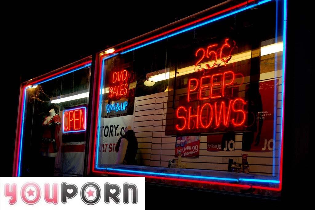 youporn peep show