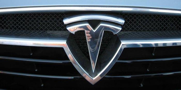 Tesla Motors model s battery packs