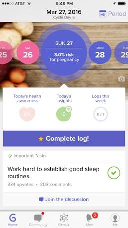 best period app
