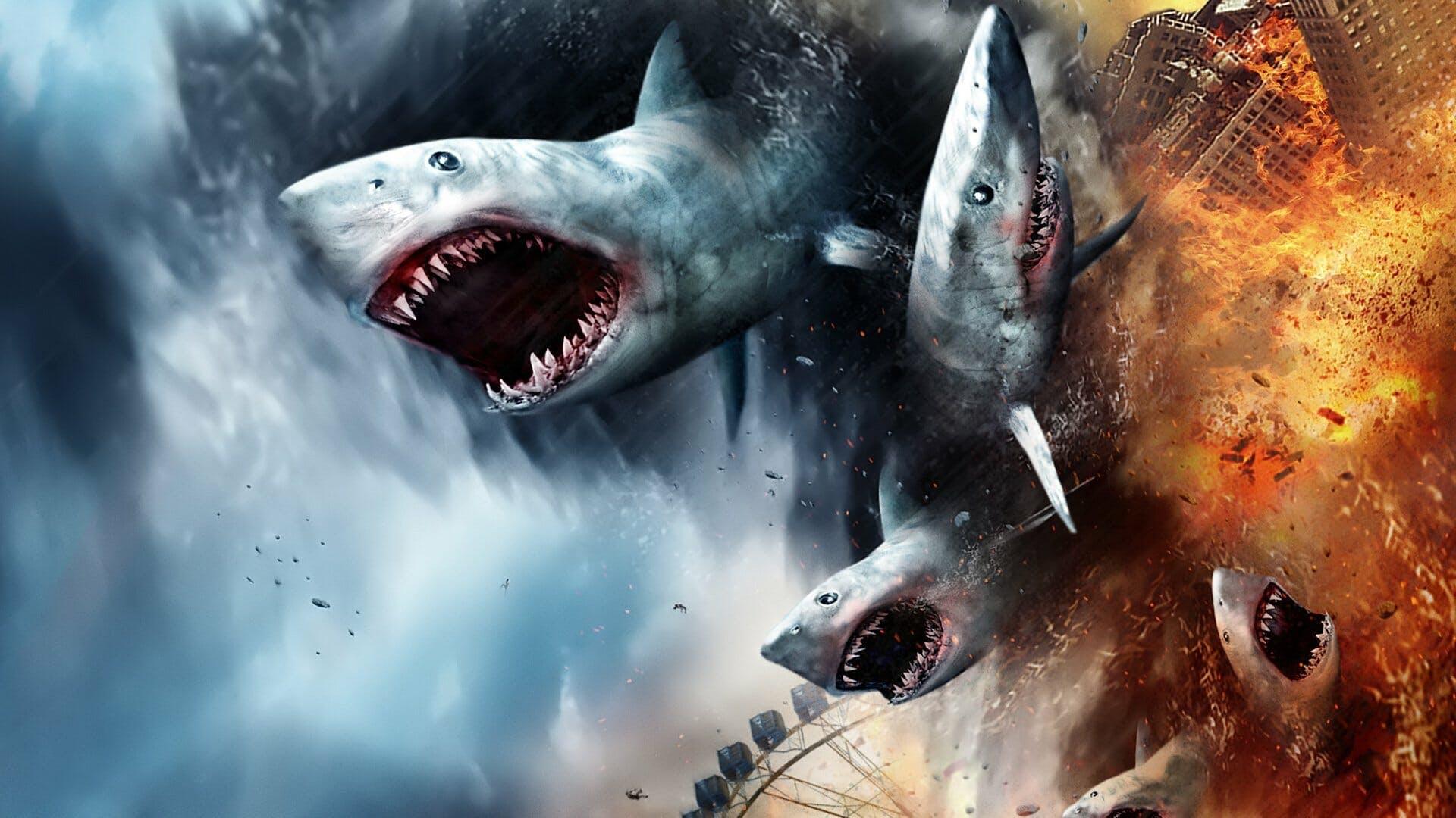 best comedy movies on netflix : Sharknado