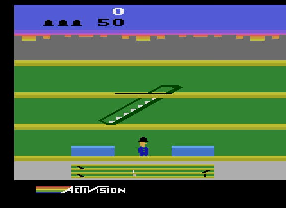 'Keystone Kapers' Emulation