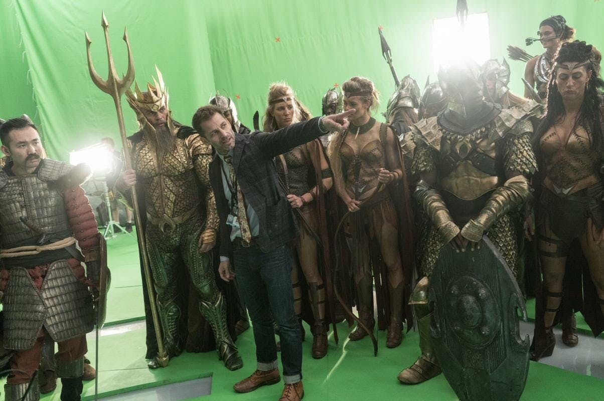 Justice League photos
