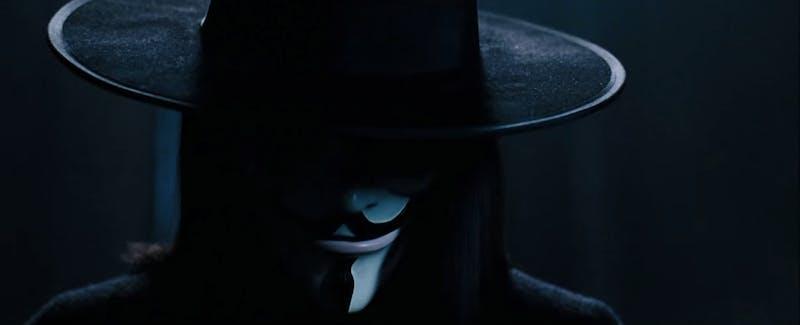 best movies on netflix : v for vendetta