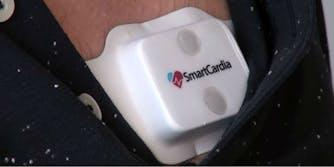 smartcardia wearable health patch heart