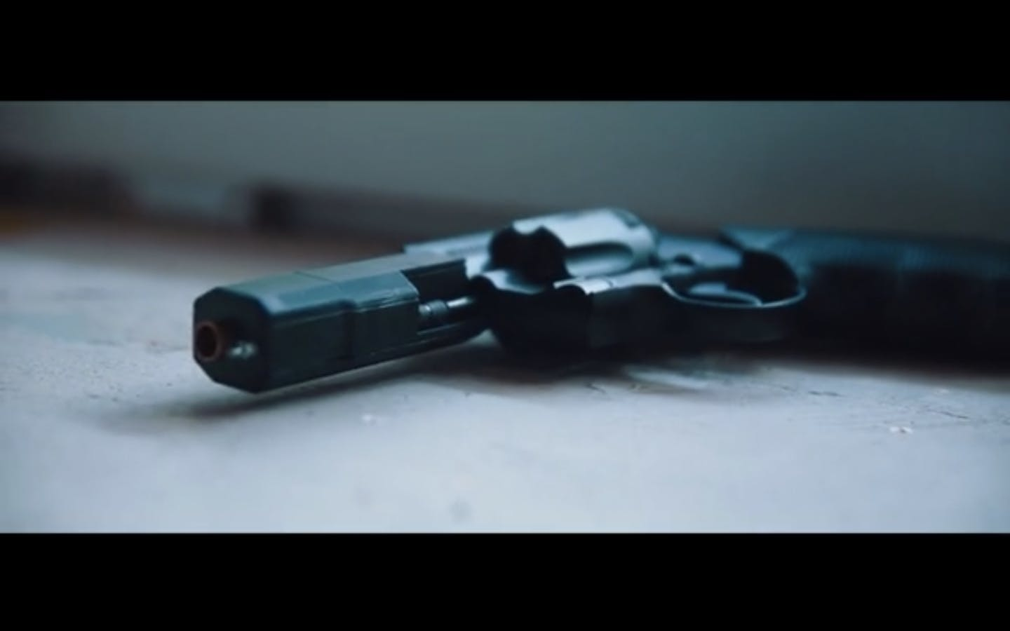 A Russian Roulette taser used for playing Perm.