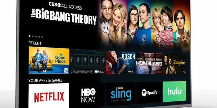 what is amazon fire tv edition