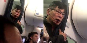 Video of Man Dragged Off United Flight 3411