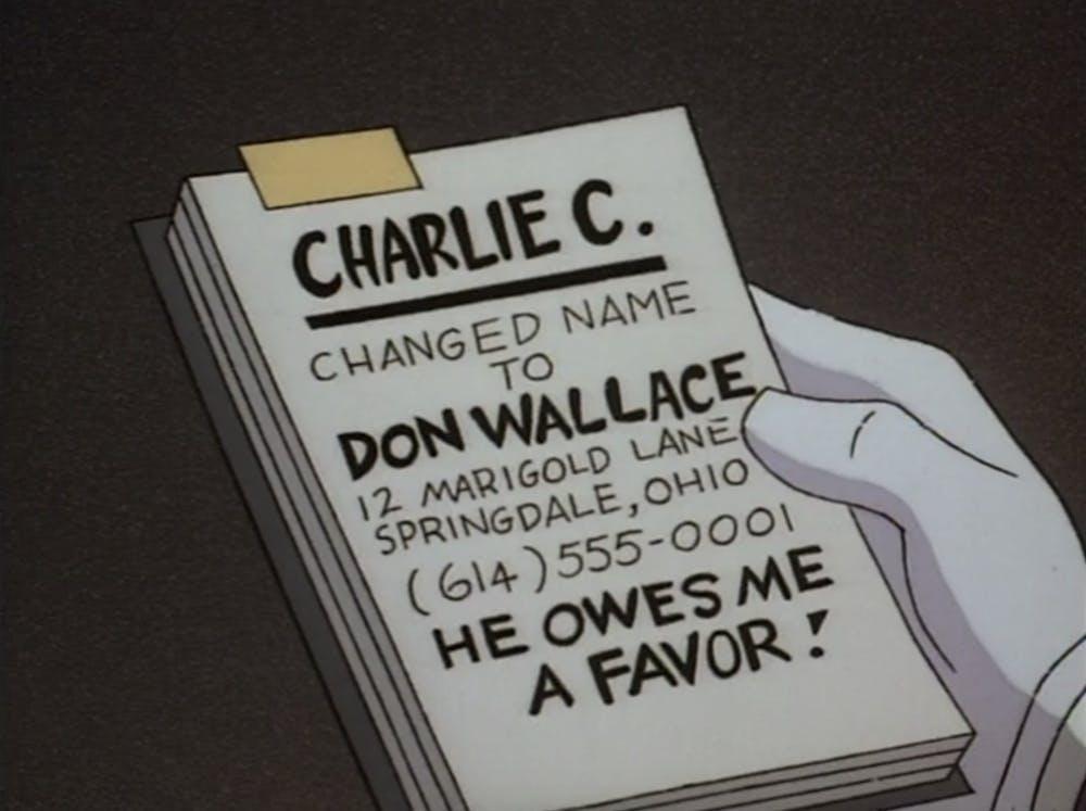 batman animated series : joker's favor