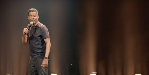 best comedy special netflix - Chris Rock: Tamborine