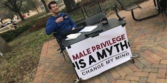steven crowder change my mind meme