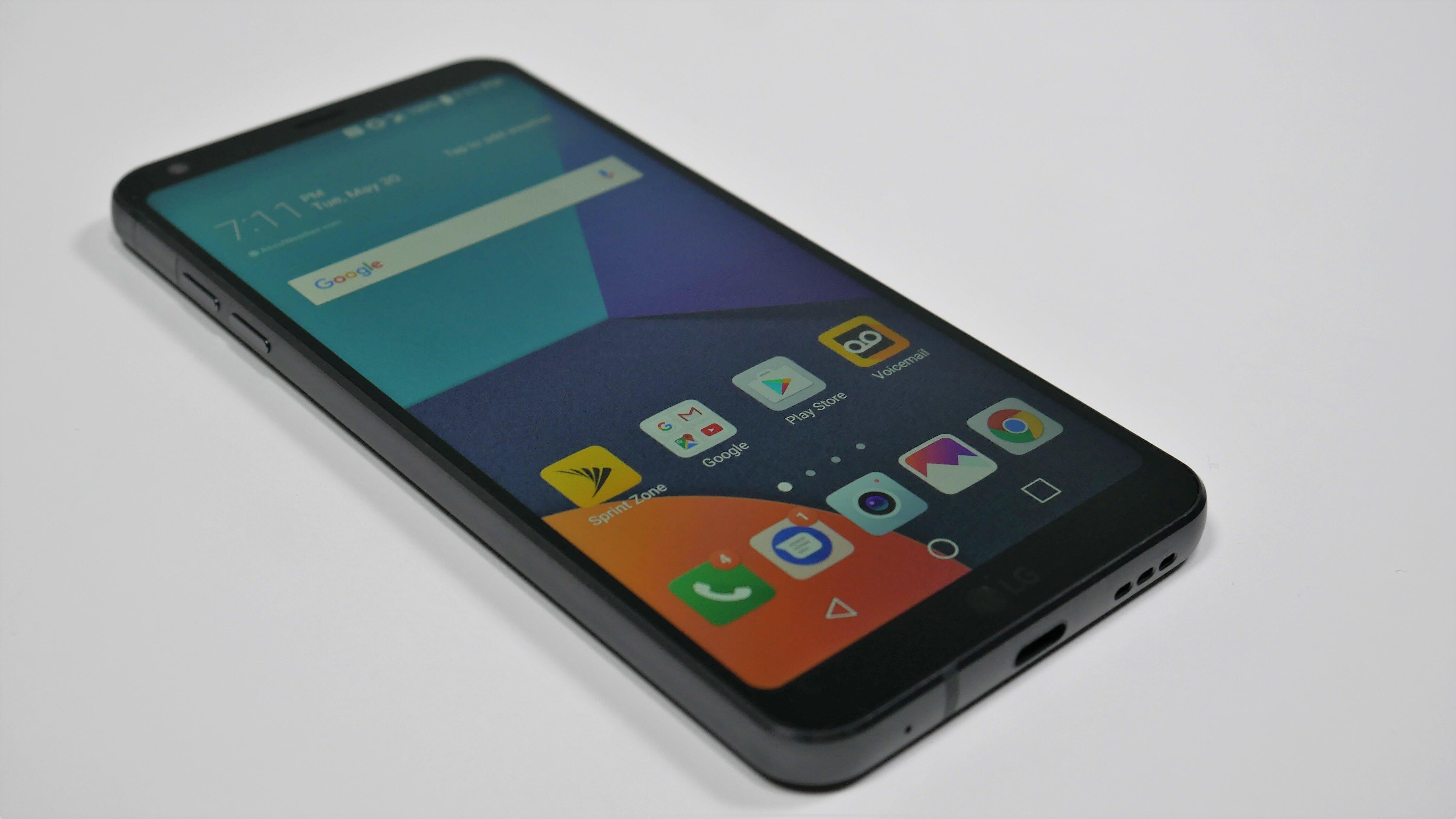 best smartphones 2017 lg g6 smartphone