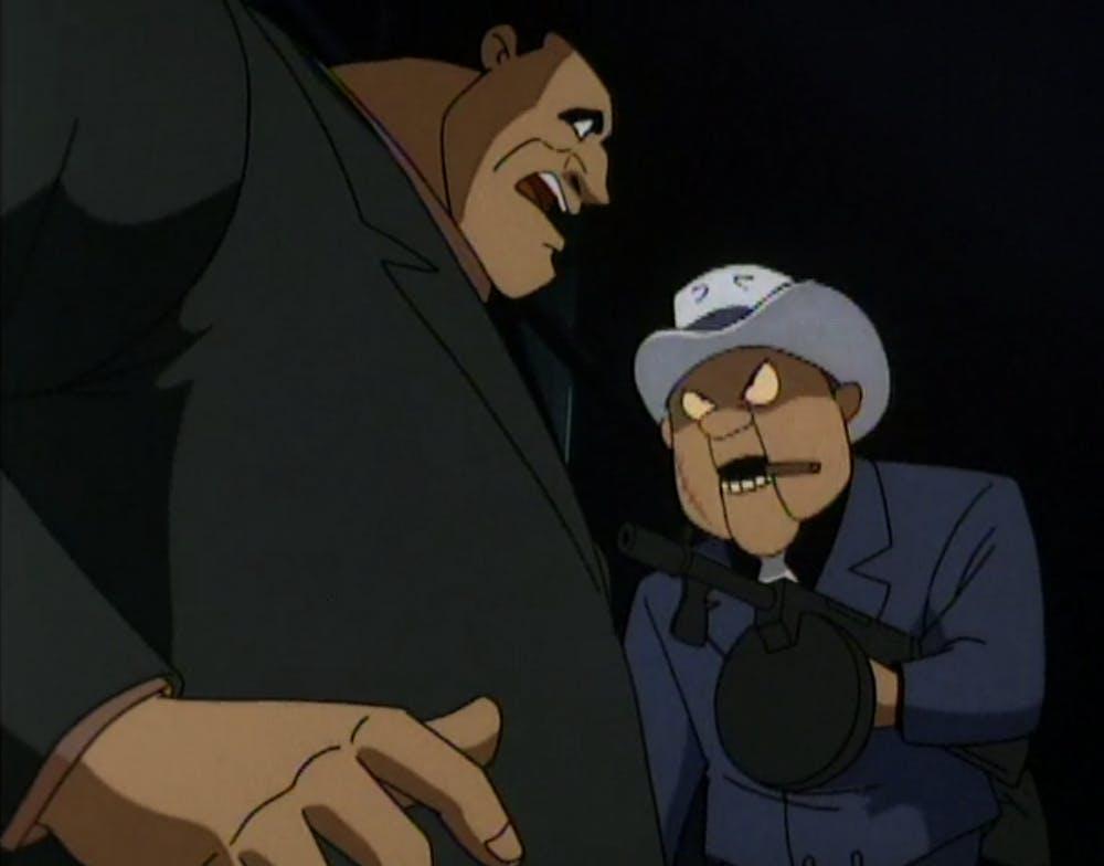 batman animated series episodes list : read my lips