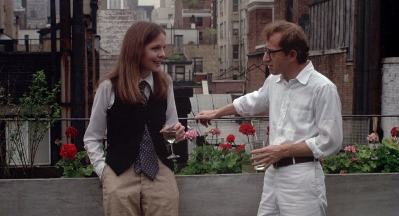 Best romantic comedies of all time: Annie Hall