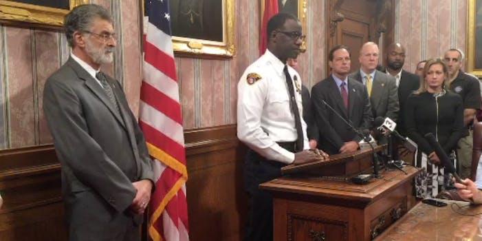Cleveland Police Announce Death of Murder Suspect Steve Stephens