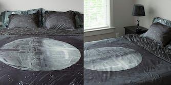 death star bedding