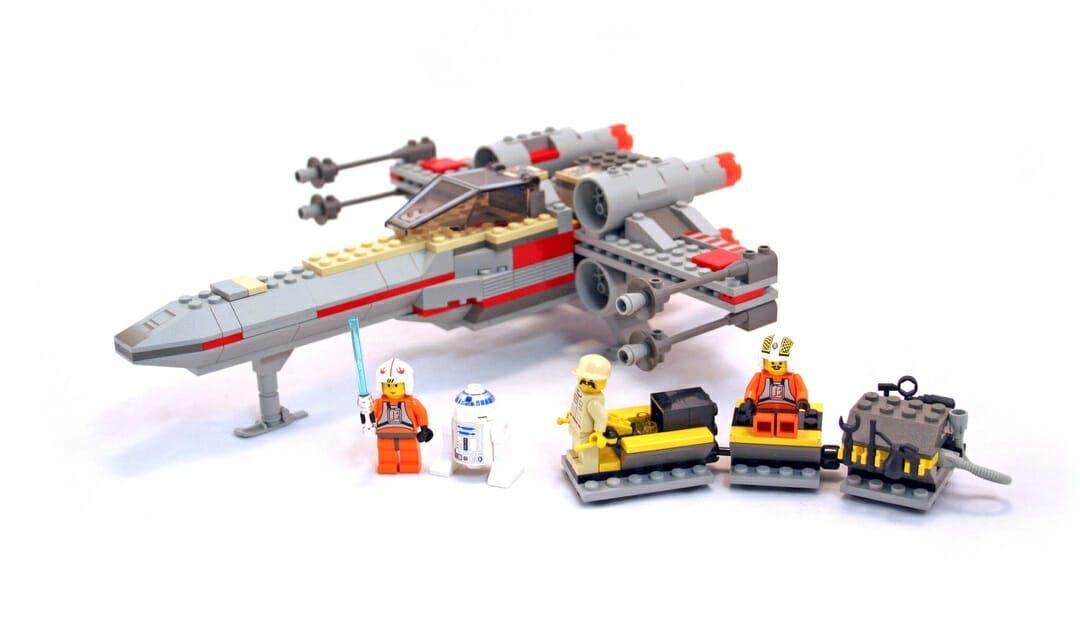 best star wars lego : X-Wing