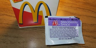 McDonald's Szechwan sauce