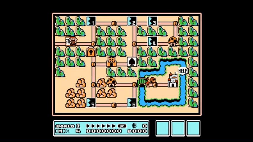nes games: Super Mario Bros. 3