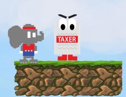 Mission Majority Taxer