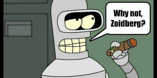 futurama memes : why not zoidberg and bender