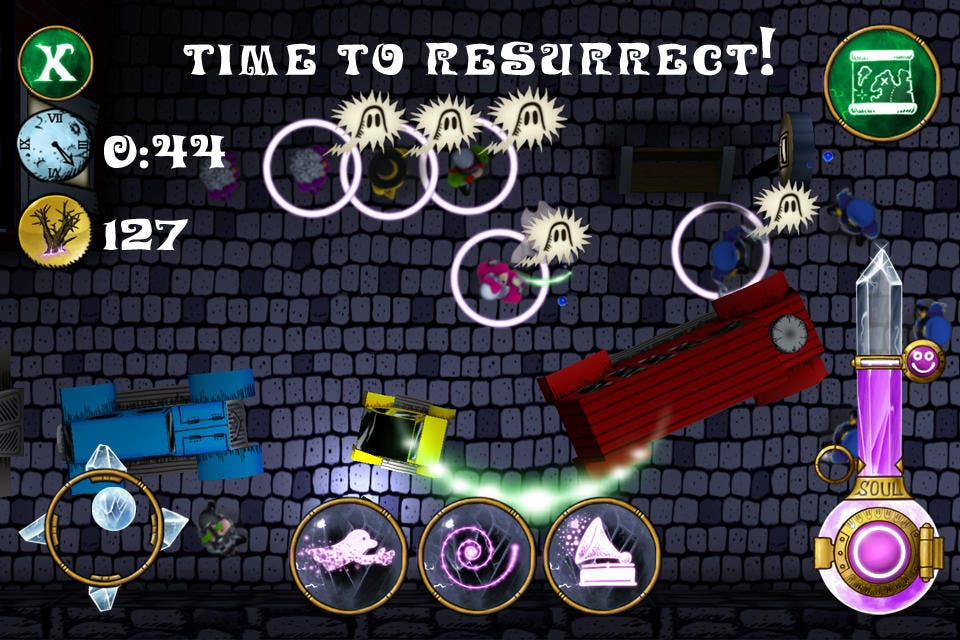 The Spookening mobile game by developer Modesty