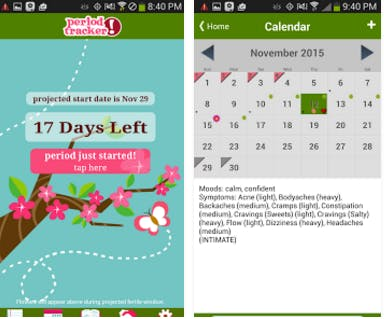 best period tracker app