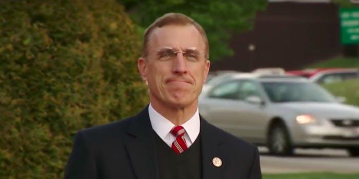 Rep. Tim Murphy anti-abortions scandal