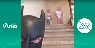 bat dad vine